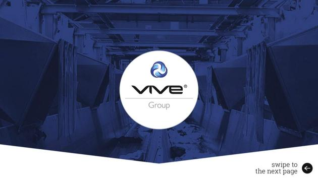 VIVE Group EN poster