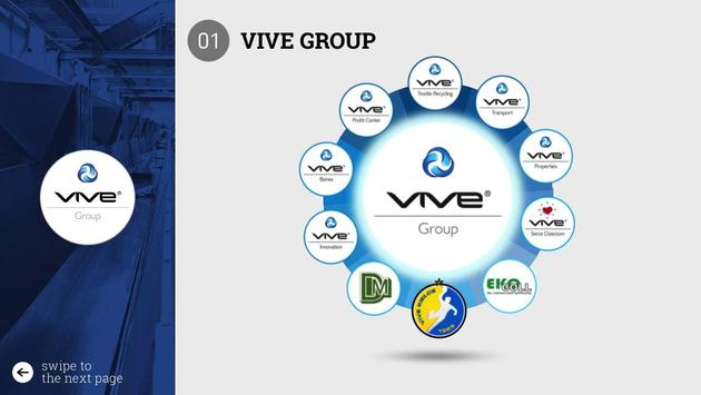 VIVE Group EN screenshot 2