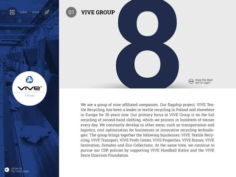 VIVE Group EN screenshot 9
