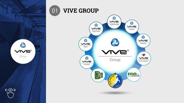 VIVE Group RU apk screenshot
