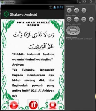 Shalawat Android screenshot 3