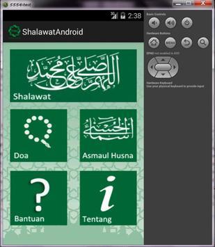 Shalawat Android screenshot 2