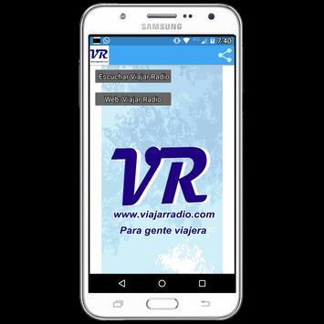 Viajar Radio apk screenshot