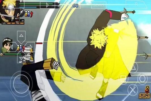 Guide Naruto Ninja strom 4 apk screenshot