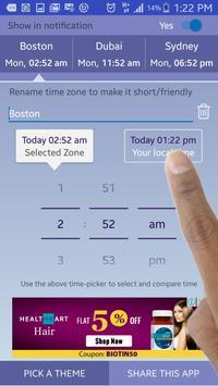 QUICK CLOCK screenshot 5