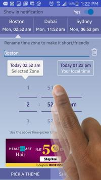 QUICK CLOCK screenshot 6