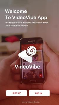 VideoVibe Youtube Analytics poster