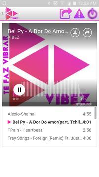VIBEZ screenshot 1