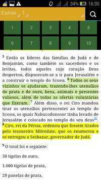 Biblia Sagrada -NVI screenshot 2