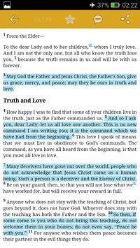 Good News Study Bible - GNT poster