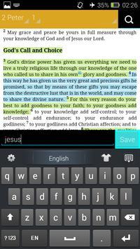 Good News Study Bible - GNT apk screenshot