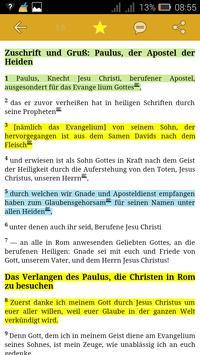 Schlachter | German Bible apk screenshot