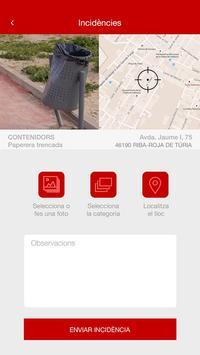 Riba-roja Info screenshot 5