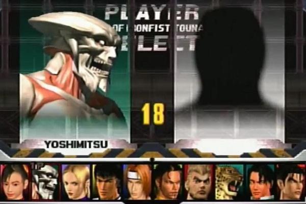 yoshimitsu tekken 3 characters