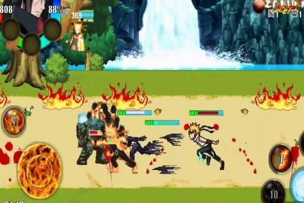 download game naruto senki storm 4