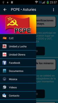 PCPE App poster