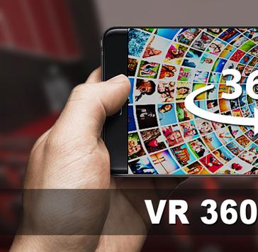 VR 360 Video poster