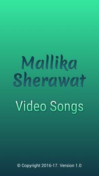 Video Song of Mallika Sherawat poster
