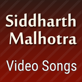 Video Songs Sidharth Malhotra icon