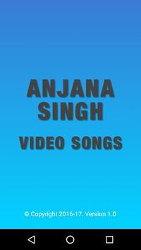 Video Songs of Anjana Singh apk screenshot