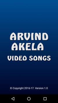 Video Songs of Arvind Akela poster