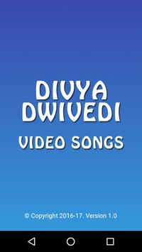 Video Songs of Divya Dwivedi poster