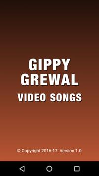 Video Songs of Gippy Grewal poster