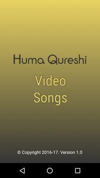 Video Songs of Huma Qureshi poster