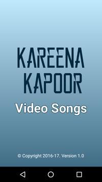 Video Songs of Kareena Kapoor poster