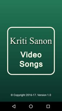 Video Songs of Kriti Sanon screenshot 1