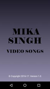 Video Songs of Mika Singh poster