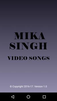 Video Songs of Mika Singh screenshot 1