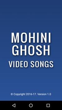 Video Songs of Mohini Ghosh poster