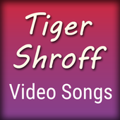 Video Songs of Tiger Shroff icon