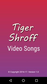 Video Songs of Tiger Shroff poster
