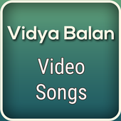 Video Songs of Vidya Balan icon