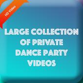 Private Dance Video icon