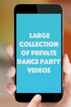 Private Dance Video poster