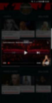 Carrie Underwood Video screenshot 2