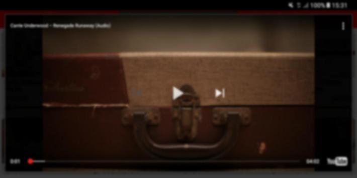 Carrie Underwood Video screenshot 4