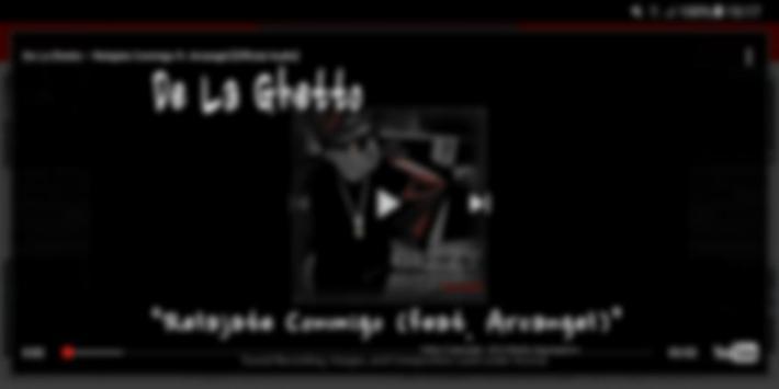 De La Ghetto Video apk screenshot