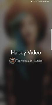 Halsey Video poster