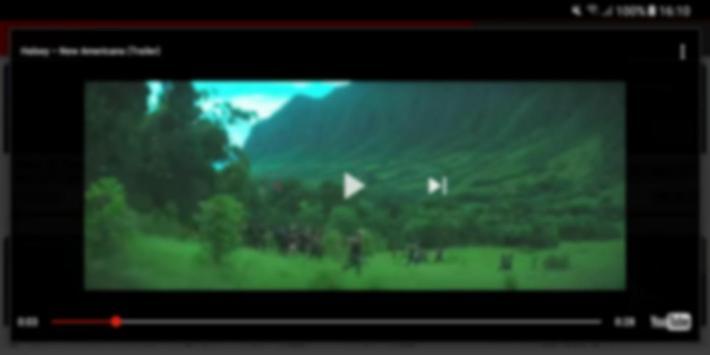 Halsey Video screenshot 4