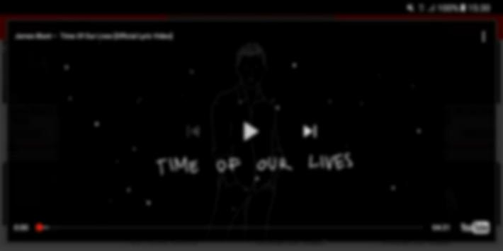 James Blunt Video apk screenshot