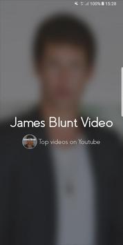 James Blunt Video poster