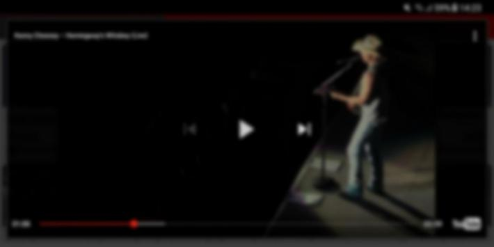 Kenny Chesney Video screenshot 4