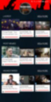 Michael Buble Video apk screenshot