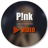 Pink Video icon