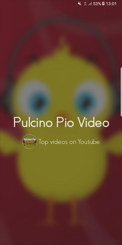 SCARICARE VIDEO PULCINO PIO GRATIS