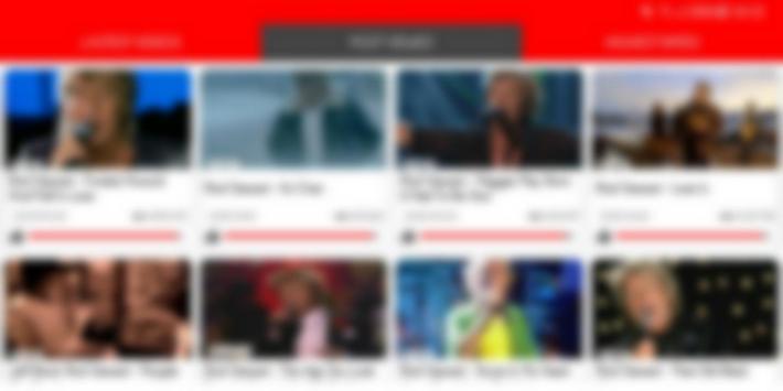 Rod Stewart Video screenshot 5
